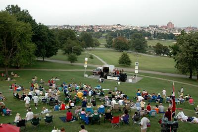 Patterson Park, Baltimore - July 2006