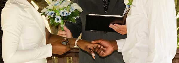 Wedding Day for Xavier