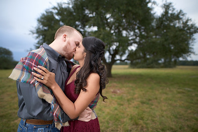 Mireya & Joe Engagement | Michaelis Ranch