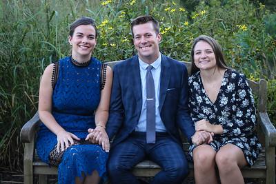 Family Pics at Adam's Wedding