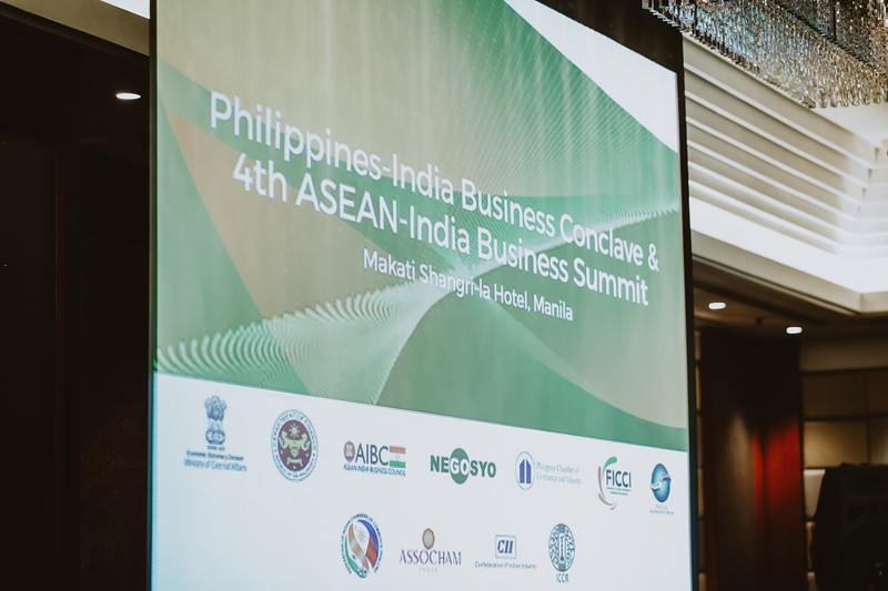 Philippines India Business Conclave and 4th ASEAN India Business Summit