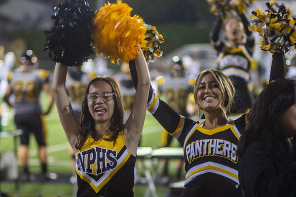 NPHS Sparkles Cheer