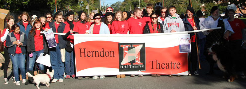 Herndon Homecoming Parade - October 2012
