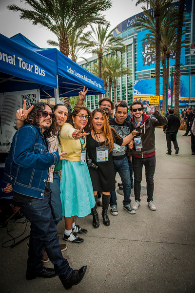 2014_01_24, Anaheim, CA, Anaheim Convention Center, NAMM,