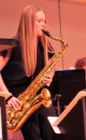TJC 16th Annual Jazz Fest w/guest artist Robin Eubanks by Sandra Boynton