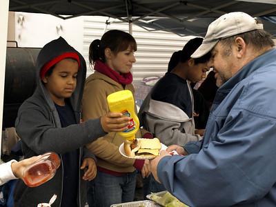 Homeless Outreach - November 27, 2010
