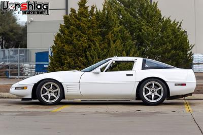 Vorshlag 1992 Corvette Race Car