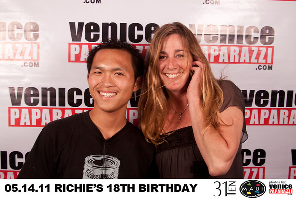 05.14.11 Richie's Birthday party at 31Ten