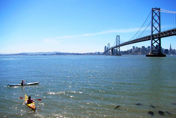 SF Bay, Yerba Buena Island: Apr 6, 2014