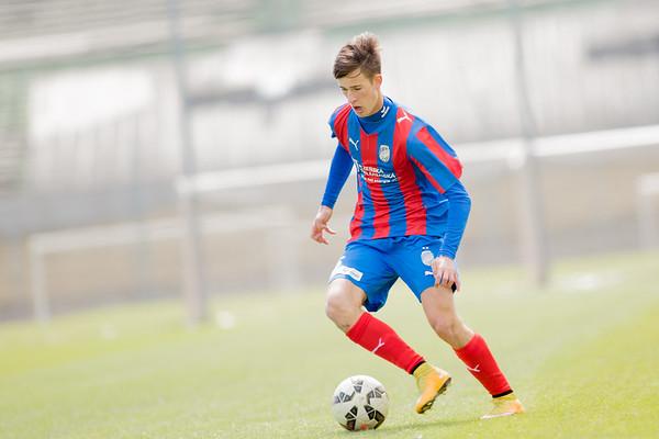 U17: Sparta - Plzeň 1:0