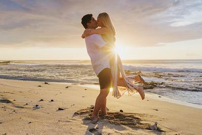 Surprise Proposal // Four Seasons Hualalai