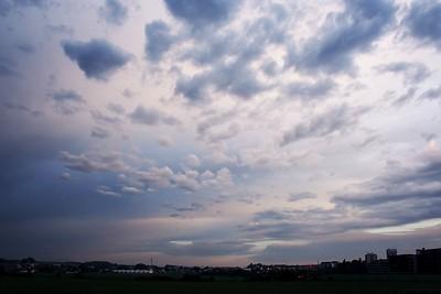 Nebe červen 2013
