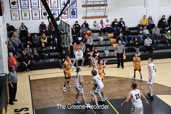 Boys Basketball at Janesville