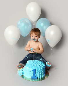 Axel's 1st Birthday Session
