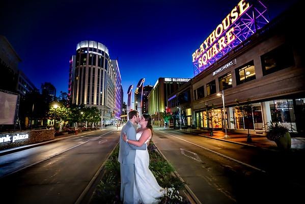 Allison & David Wedding