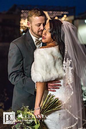 Janesville Armory Wedding Arlene and Peter