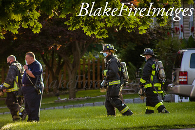 Odor Investigation - Lambert Ln, Stratford CT - 7/15/20