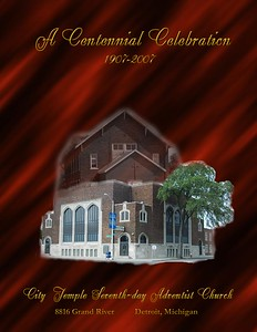 City Temple Seventh-Day Adventist 100th Year Celebration