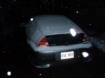 2010 Snow in Shreveport
