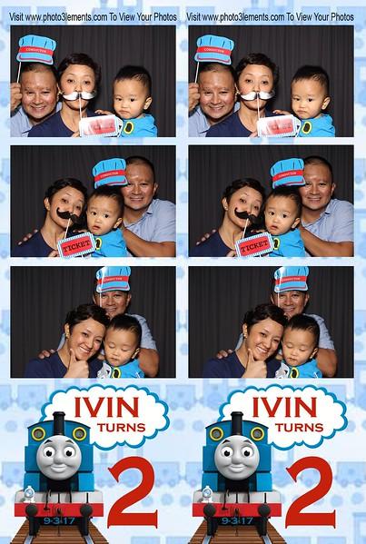 Ivin's 2nd Birthday