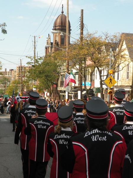 Lutheran-West-Marching-Band-At-Columbus-Day-Parade-October-2012--38.jpg