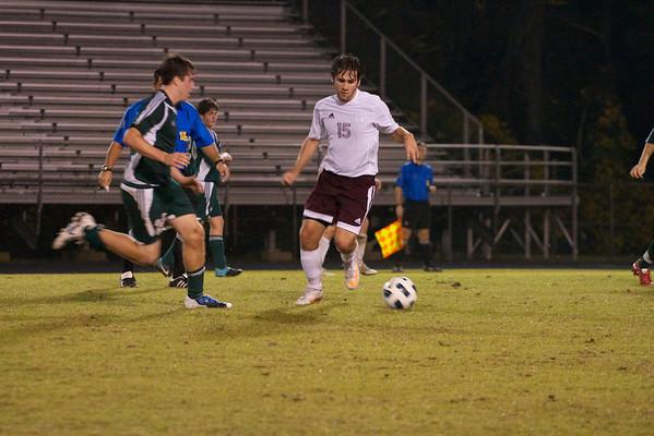 PHS REBEL BOYS vs Menard Nov 23, 2010