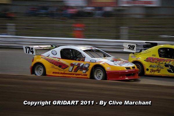 2012 World Series (Eng)  4- Clive Marchant