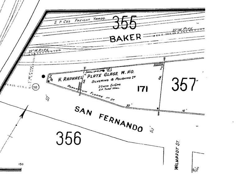 1906, Sanborn Map