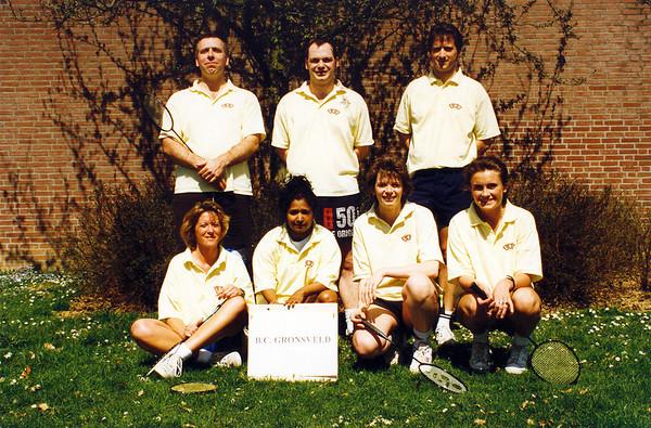 04.1996 - Eindtoernooi Competitie