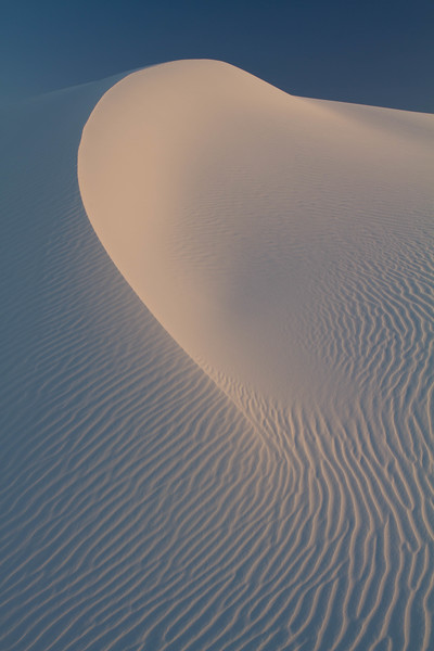 Dune, White Sands National Park