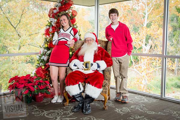 2013 HRC Santa Photos