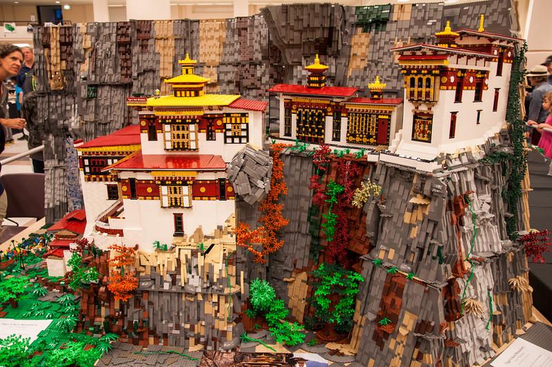 2014.10.05 - Brickcon LEGO convention