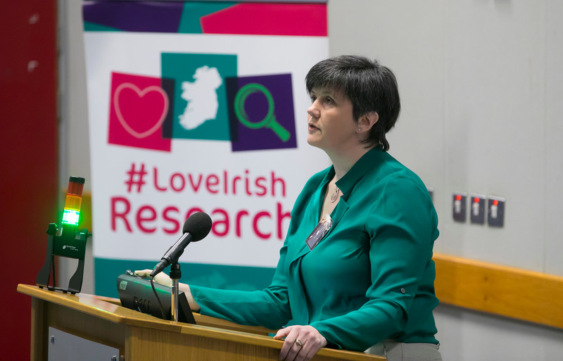 22/02/2018. Research Sparks in Waterford Institute of Technology. Pictured is Dr Felicity Kelliher. Picture: Patrick Browne