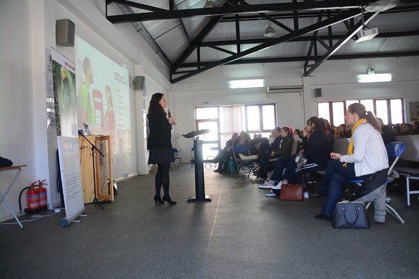 Gibraltar - University talks for students