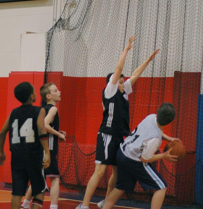 River Basketball