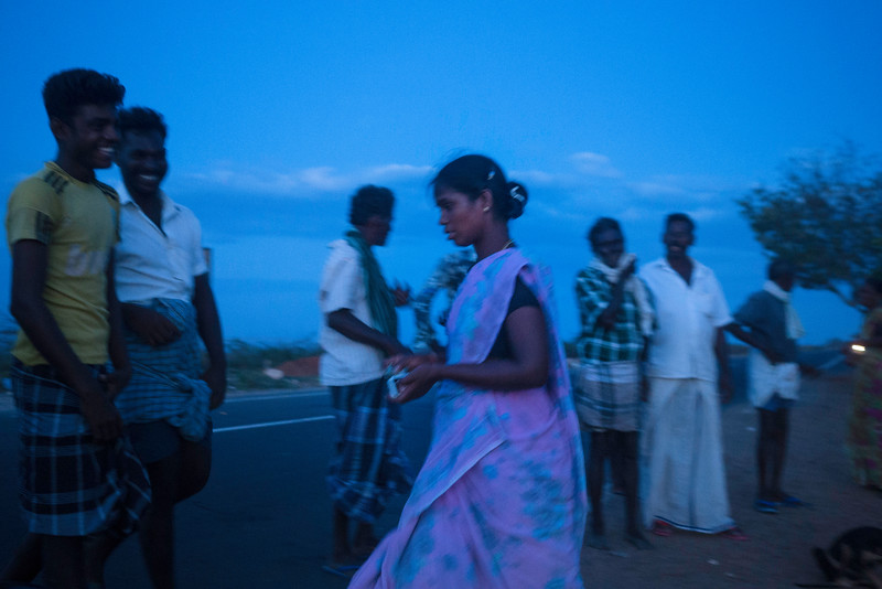 Amudha and Selvi were 2 and 5 years old when their mother brought them to Rameswaram as her husband  married another women, leaving his wife and daughters without a divorce.   Who would have imagined that the history would repeat itself? Amudha and Selvi both were abandoned by their respective husbands and now taking care of their children together.