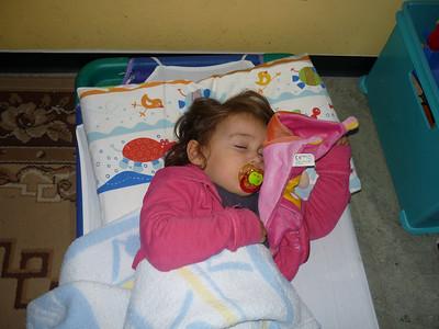 Slaapmoment