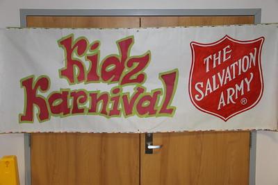 Volunteer Meeting, Kidz Karnival, Kids Carnival, Salvation Army, Tamaqua (7-23-2014)