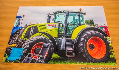 15x10 print produced for J.Tams Contracting who attended the 2017 Smallwood Vintage Rally in Sandbach (Cheshire)