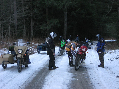 KLRs and Ice