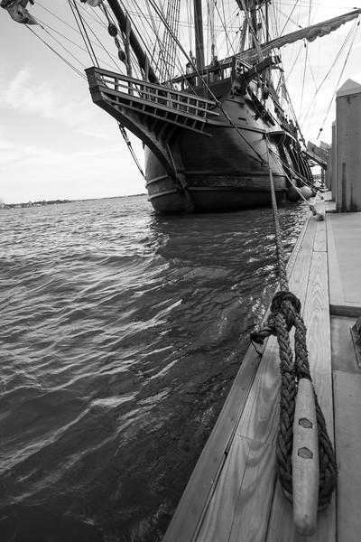 El Galeón Sailing Ship-St. Augustine