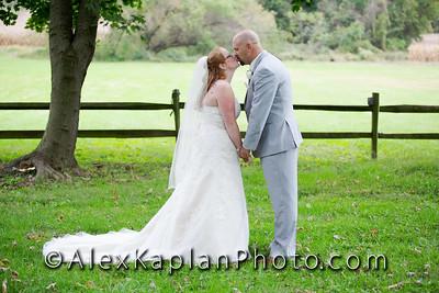 Wedding at Broadway United Methodist Church in Washington, NJ & Riverview Banquet Facility in Bloomsbury, NJ