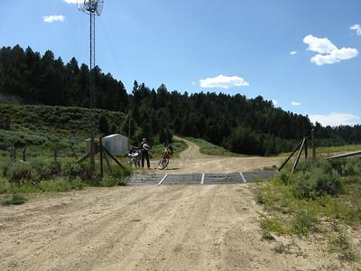 CO- Baxter Pass