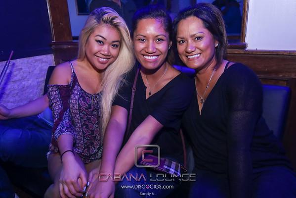 Cabana Lounge Saturdays | 5-21-16