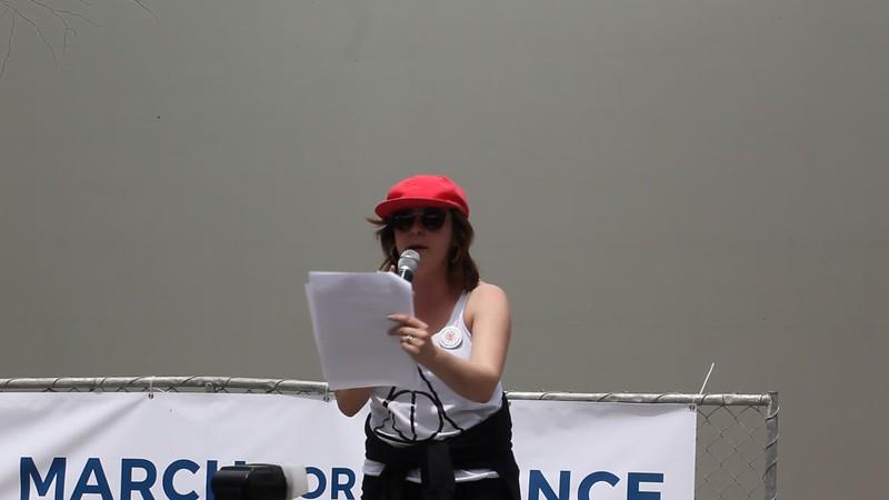 Chant and Jennifer Matlock courtesy of mickey souza.MOV