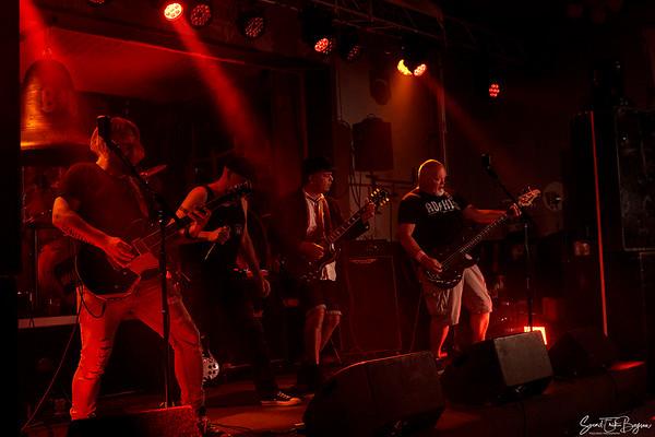 Ballbreaker AC/DC DK tribute band. 01.07.2021