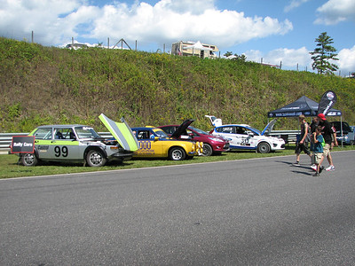 Lime Rock Car Show 2012