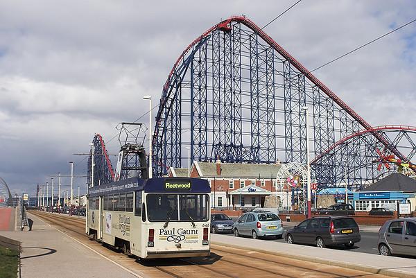 9th April 2006: Blackpool