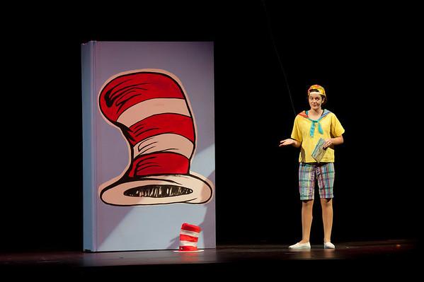 Grade 7/8 Musical 'Seussical Jr.'