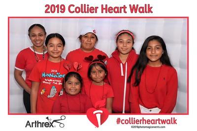 American Heart Association Collier Heart Walk 2019